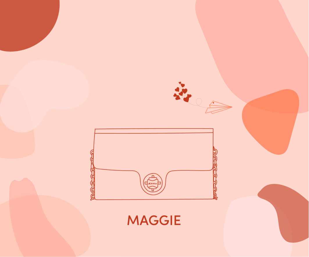 illustration bag maggie