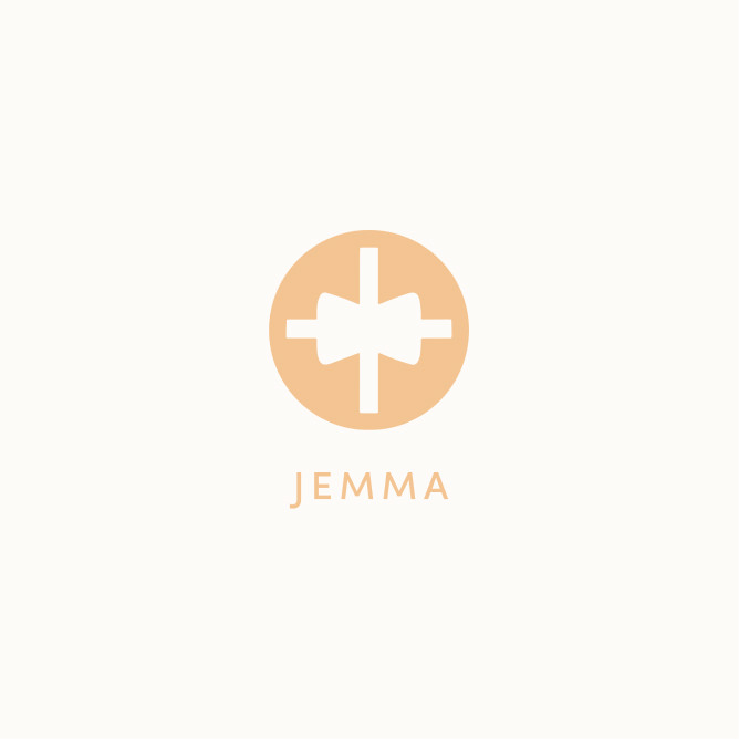 jemma bag logo